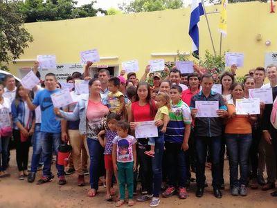 Resultado de imagen para Entregarán certificados de capacitación laboral a 400 pobladores de Arroyito