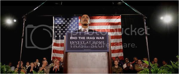 Obama Economy and Iraq