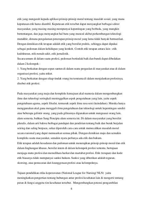 Shb makalah (etika dan sistem etika)
