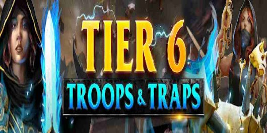 Ultimate T6 Troops Released - Inside Game of War