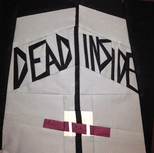 Fandom In Stitches The Walking Dead Dead Inside Door