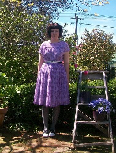Dress from Dashfield Vintage