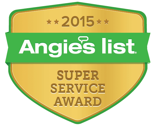 Reliable Power Systems Wins the 2015 Angie's List Super Service Award!