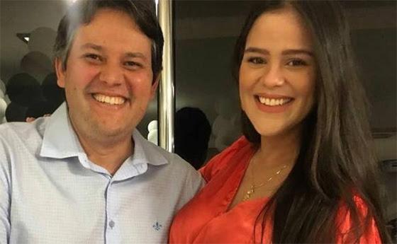 Dinaldinho e Mirna