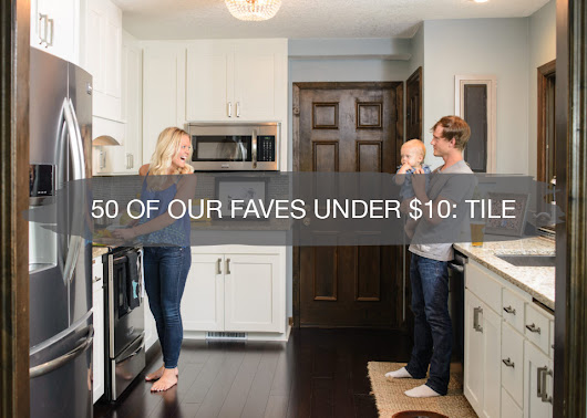 50 Kitchen Backsplashes for under $10 | construction2style