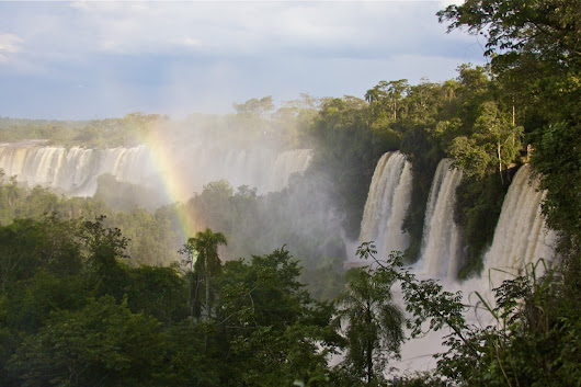 Iguazu Falls: Absolutely Must See Once in Your Life