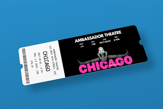 Entry Ticket Mockup Free PSD Download - Download PSD