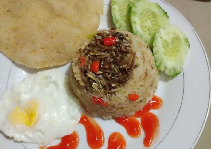 Resep Nasi Goreng Kampung Kesukaan Keluarga Anti Gagal
