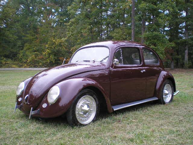 1957 Cal Look VW built in 1977