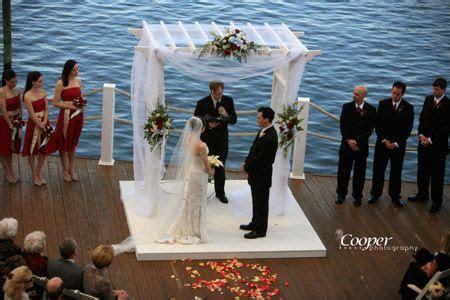 Wedding location ideas Sunset Harbor Yacht Club Daytona