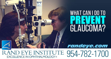 What can I do to prevent Glaucoma? | Rand Eye Institute