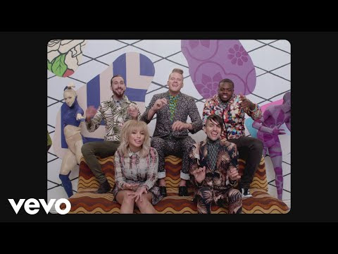 Can't Sleep Love (Pentatonix) | Sounds Like | Love Will Conquer All (Lionel Richie)