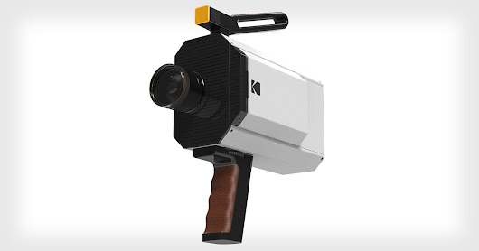 Kodak is Bringing Back the Super 8 as a Film Camera with Digital Features