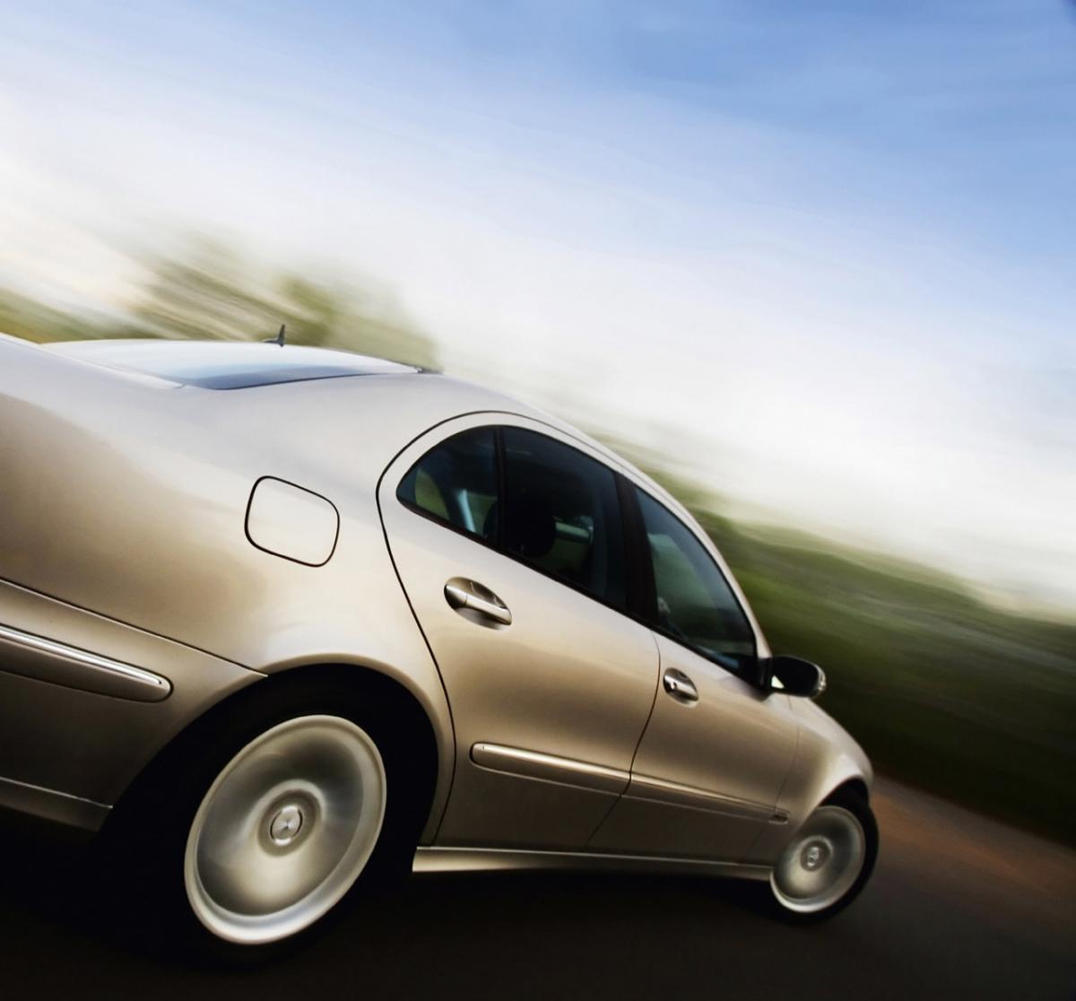 Automotive Fiberglass Application