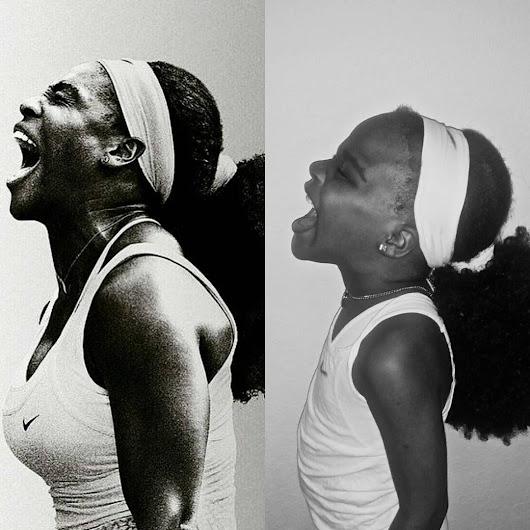 6-Year-Old Ava Rogers Celebrated Every Day of Black History Month By Tributing an Icon