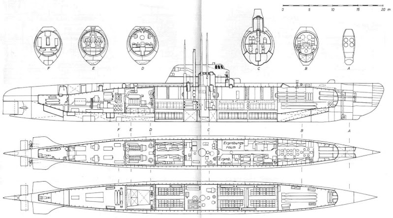 Boat Manual  Vii U Boat Plans