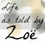 Life as told by Zoe