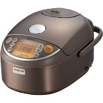 Zojirushi Induction Heating Pressure Rice Cooker - 5.5 Cup - NP-NVC10XJ