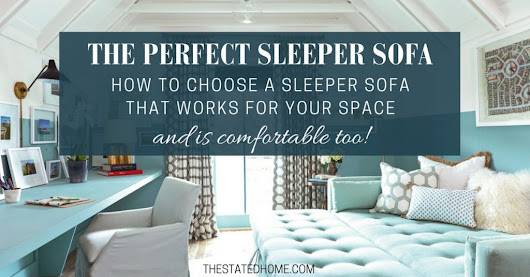 Comfy Sofa Beds: How to Pick the Right Style