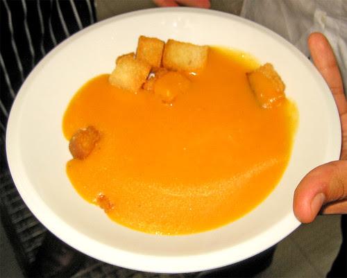zuppa di zucca gialla di Artusi by fugzu