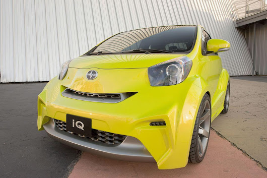 Toyota Scion iQ  |  Car Tuning News | Auto News | Car NewsCar Tuning News | Auto News | Car News