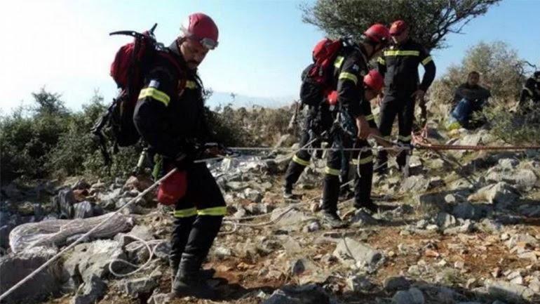 Eπιχείρηση στον Όλυμπο για τη διάσωση Γάλλου ορειβάτη