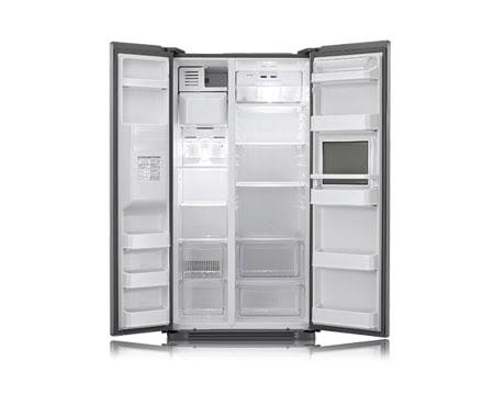 Amerikanischer Kühlschrank Mit Zapfanlage : Side by side kühlschrank mit zapfanlage baker charlotte blog