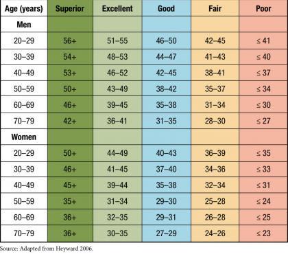 high body fat percentage but normal bmi