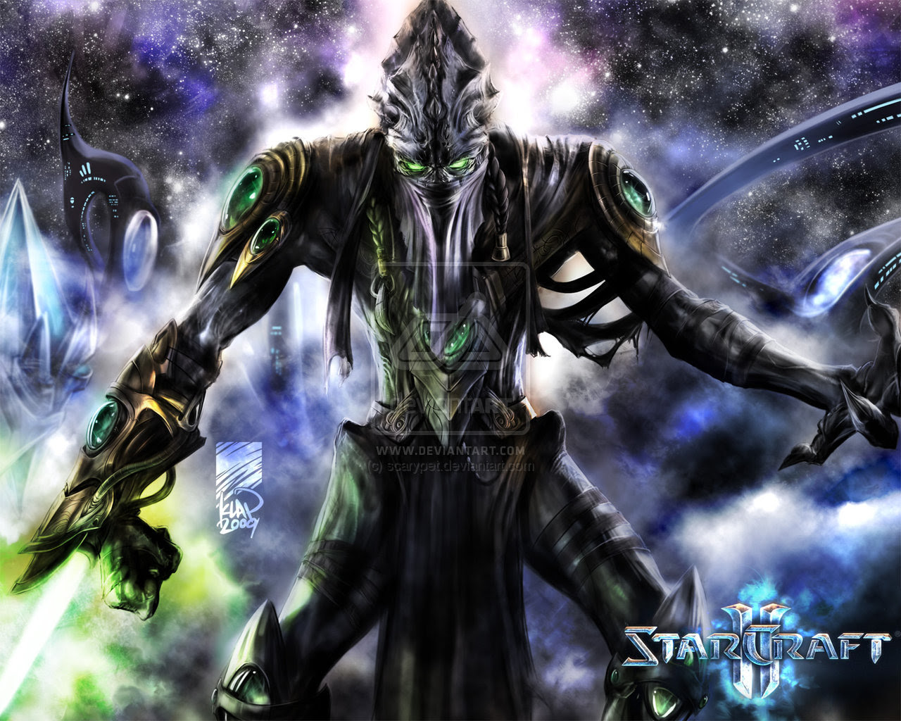 Starcraft Legacy Of The Void Wallpapers Pictures Images 1280x1024