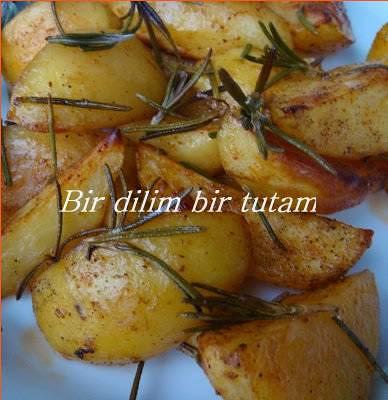 biberiyeli patates