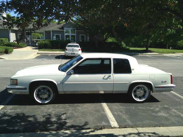 1988 Cadillac Coupe DeVille 73k CLEAN well maintained no ...