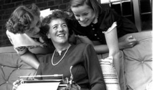Enid Blyton s daughters recall an unhappy home life