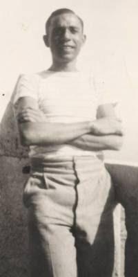 Miguel Hernández de joven
