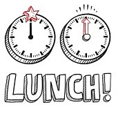 Ta lunch