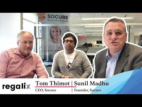 The Power of Authentication in a Digital Age with Sunil Madhu and Tom Thimot