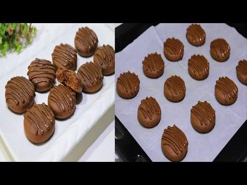 حلويات سهلة وسريعة ب 3 مكونات فقط وفي دقائق روووعة