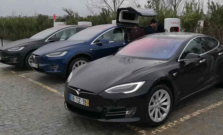 Resultado de imagem para Tesla in portugal