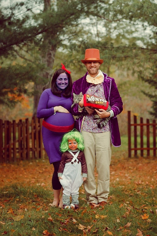 Fantastic Family Halloween Costumes - Livingly