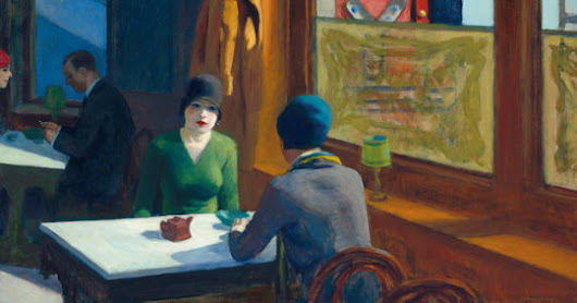 LIVIN'CRANS — Hopper Painting Sells for Record $91.9 Million at...