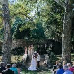 Kirsten and Gary Jeffords Hunting Hill Mansion wedding
