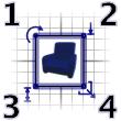 Furniture indicators