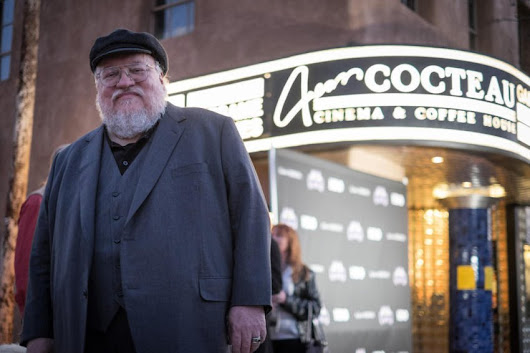 TGON Plays Game of Theaters With George R. R. Martin and We Think He's Winning!
