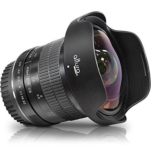Altura Photo 8mm F30 Professional Ultra Wide Angle Aspherical