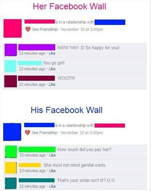 Complicated Facebook Relationships 14 Dump A Day