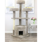 Prestige Cat Trees Main Coon Cat House