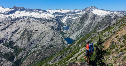 Trinity Alps Wilderness Backpacking Guide