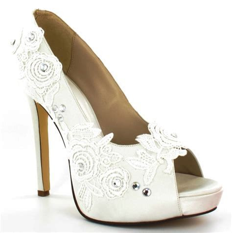 45  Some Top Level wedding shoes For Brides