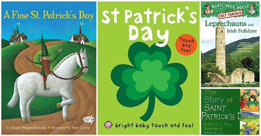 The Best Saint Patrick's Day Books for Kids
