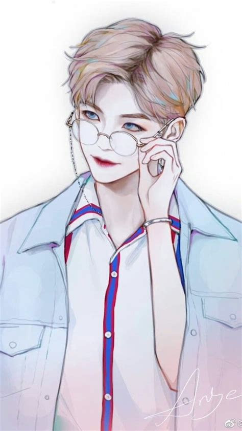 nct na jaemin   anime art anime korea korean anime