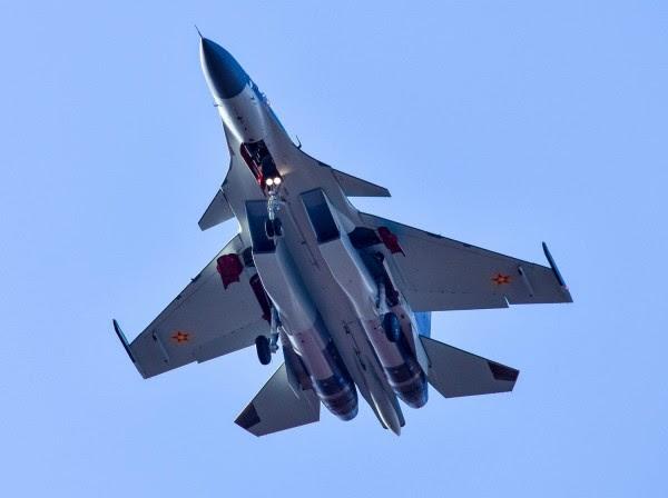 Su-30sm Kazajstán AIR FORCE 2